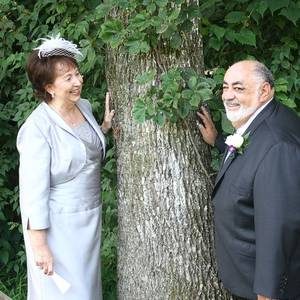 Highlight for album: Kathie and Joe Wedding